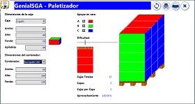 SGA Paletizador